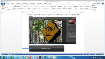 How to Combine Two Images using Photoshop