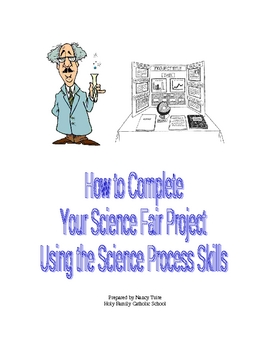 How to Complete a Science Fair Project