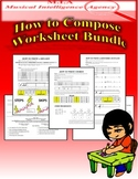 How to Compose Music Bundle
