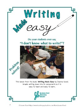 How to Compose Nonfiction Using Write Around Strategy
