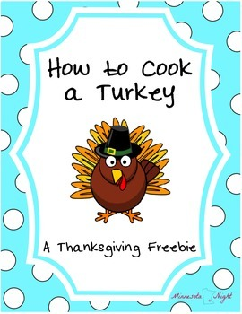 How to Cook a Turkey - A Thanksgiving Freebie