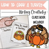 How to Cook a Turkey Craftivity