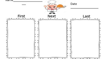 How to Cook a Turkey Graphic Organizer