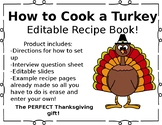 How to Cook a Turkey Recipe Book