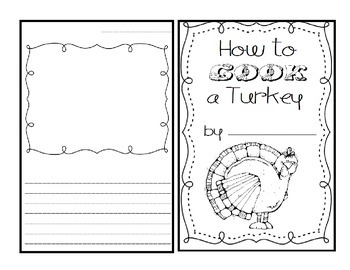 How to Cook a Turkey- Sequence of Events