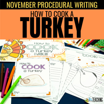 Thanksgiving Writing Mini Book