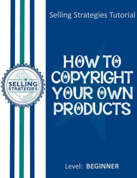 How to Copyright Your Own Work