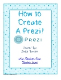 How to Create A Prezi with Video! *FREE*