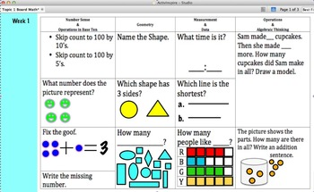 How to Create Board Math for the Promethean Board
