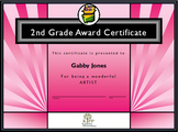 How to Create End-of-School-Year Award Certificates in Publisher