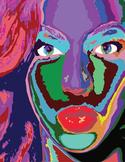 How to Create Pop Art Vector Portrait using Live Trace Adobe Illustrator