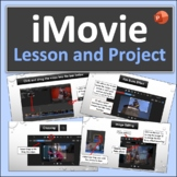 How to Create a Video in iMovie: Lesson w/ Project