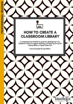 How to Create a Classroom Library