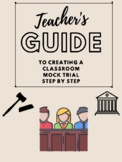 How to Create a Classroom Mock Trial