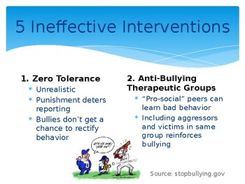 How to Create a Comprehensive Anti-bullying Program