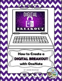 How to Create a Digital Breakout with OneNote