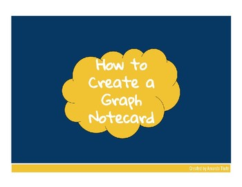 How to Create a Graph Notecard