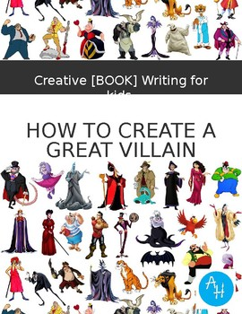 How to Create a Great Villain Info + Worksheet