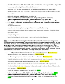 How to Create a Thesis Statement in Five Steps
