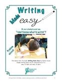 Easy Writing Lesson: Create a Travel Brochure (ReadyGen 3.B.9)