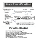 How to Create a Works Cited