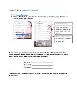 How to Create an Edmodo Account