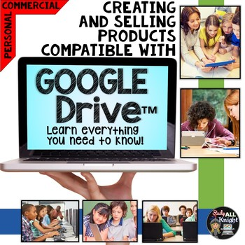 GOOGLE DRIVE TOOLKIT FOR PAPERLESS CLASSROOM DIGITAL NOTEBOOKS