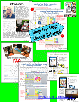 TOOLKIT FOR GOOGLE DRIVE™, PAPERLESS CLASSROOM,  AND DIGITAL NOTEBOOKS