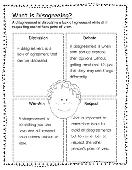 Social Skills | I Respectively Disagree: How to Disagree without Arguing