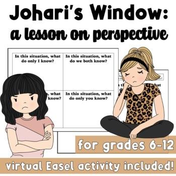 Johari's Window: A Lesson on Perspective