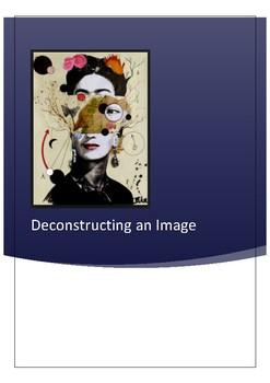 How to Deconstruct a Visual Image for Junior Secondary