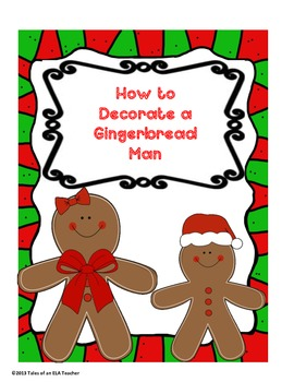 How to Decorate a Gingerbread Man~An Expository Essay