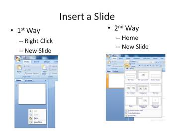 How to Design a Powerpoint