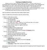 How to Do An Outline and Outlining for Research Papers
