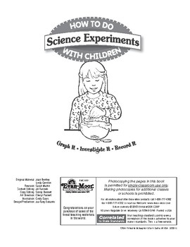 How to Do Science Experiments with Children