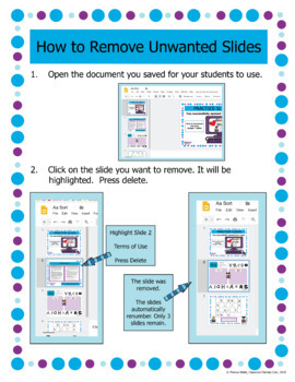 Google Slides - How to Download and Save