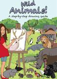 How to Draw 20 Wild Animals! (#2)