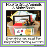 How to Draw Animals and Make Books