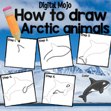 How to Draw Arctic Animals