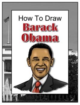 How to Draw Barack Obama