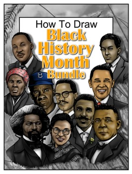 How to Draw Black History Month Bundle