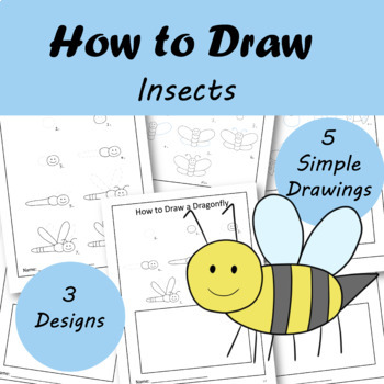 How to Draw: Bugs