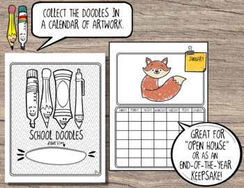How to Draw: Directed Drawing + Doodles Through the Year
