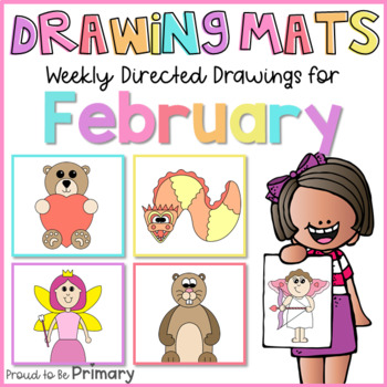 How to Draw Directed Drawings for February
