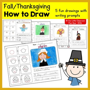 How to Draw:  Fall / Thanksgiving