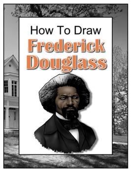 How to Draw Frederick Douglass