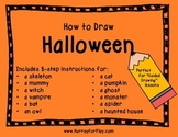 How to Draw Halloween (English)