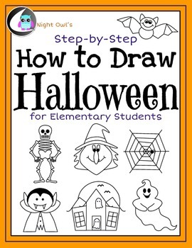 How to Draw - Halloween