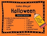How to Draw Halloween (Spanish)