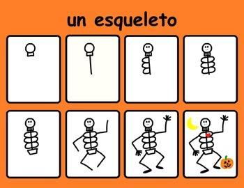 How to Draw Halloween (Spanish)
